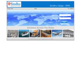 ems.sindhucargo.com