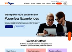 emsigner.com
