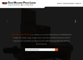 emtexmachinery.com