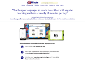 en-ie.17-minute-languages.com