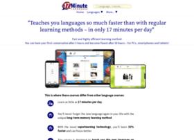 en-us.17-minute-languages.com