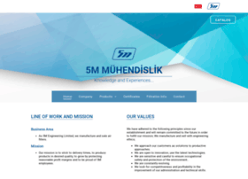 en.5m-muhendislik.com.tr