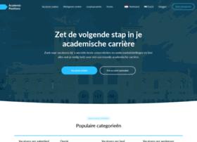 en.academicpositions.nl