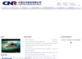 en.chinacnr.com