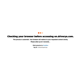 en.driverya.com