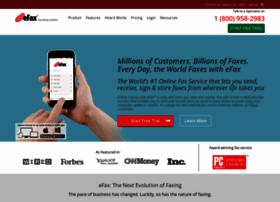 en.efax.com