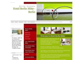 en.gaestehaus-berlin-mitte.de