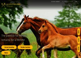 en.hannoveraner.com