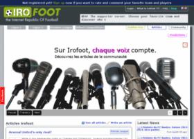 en.irofoot.com