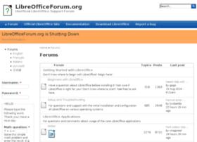 en.libreofficeforum.org
