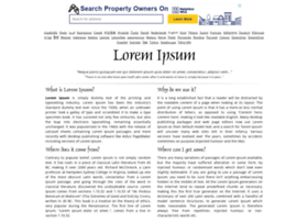 en.lipsum.com