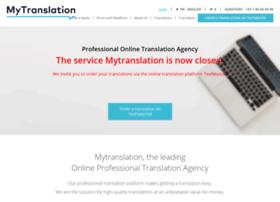 en.mytranslation.com