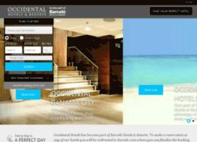 en.occidentalhotels.com