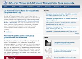 en.physics.sjtu.edu.cn