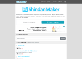 en.shindanmaker.com