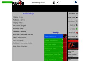 en.tab4u.com