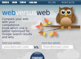 en.webversusweb.com
