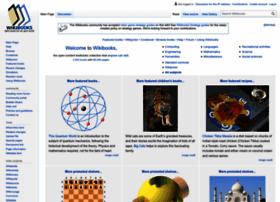 En.wikibooks.org