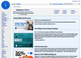 en.wikivet.net