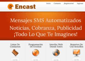 encastsms.com