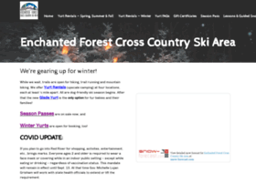 enchantedforestxc.com