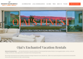 enchantedvacationrentals.com