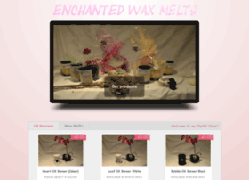 enchantedwaxmelts.com