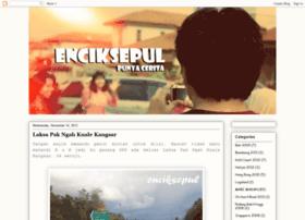 enciksepul.blogspot.com