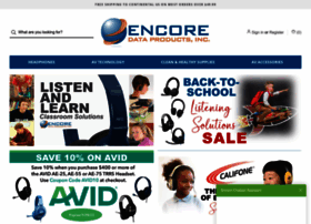 encoredataproducts.com