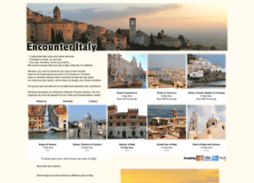 encounteritaly.com