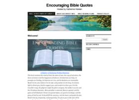 encouragingbiblequotes.com