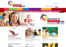 encuentratuescuela.com