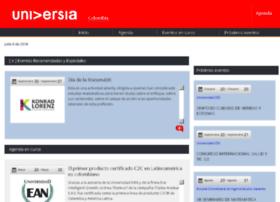 encuentros.universia.net