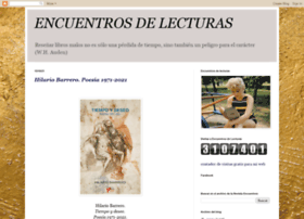 encuentrosconlasletras.blogspot.com