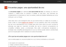 encuestaspagas.info