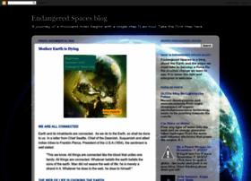 endangeredspaces.blogspot.com