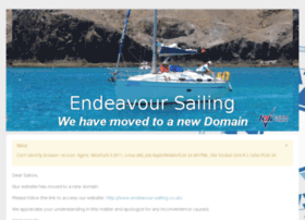 endeavoursailing.co.uk