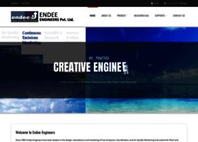 endee-engineers.com