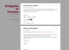 endgameofthrones.wordpress.com