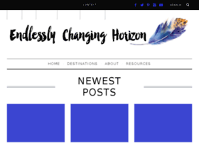endlesslychanginghorizon.com