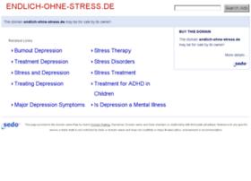 endlich-ohne-stress.de
