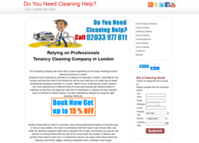endoftenancycleaning.com