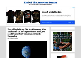 endoftheamericandream.com