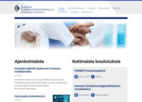 endokrinologiyhdistys.yhdistysavain.fi