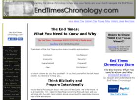 endtimeschronology.com