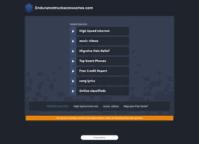 endurancetruckaccessories.com