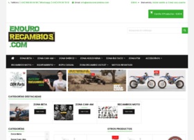 endurorecambios.com