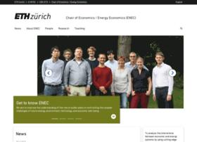 enec.ethz.ch