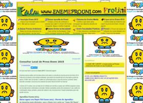 enemeprouni.com
