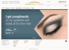 energeticeyelash.com